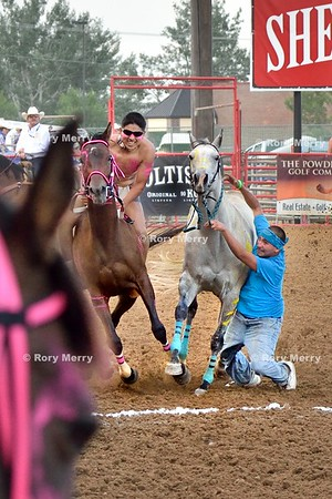 Indian Relay Championships Sheridan Wyoming