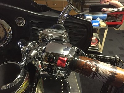 Item 2004-C On an Indian Chieftain