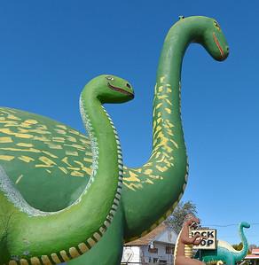 Holbrook Dinosaurs