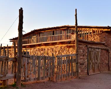 Historic Barn at Hubble Trading Post