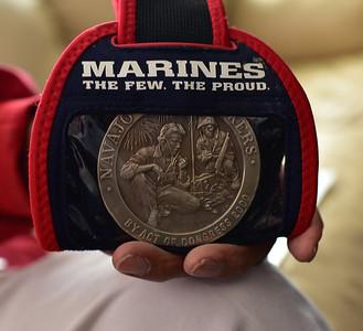 Teddy's Medal