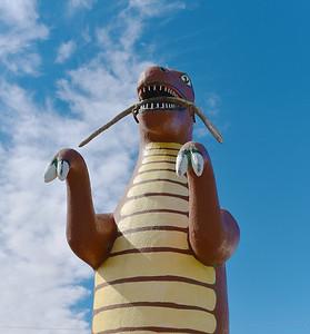 Holbrook Dinosaur