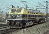 WAP3 22005 at Kanpur Central on 28 February 1992