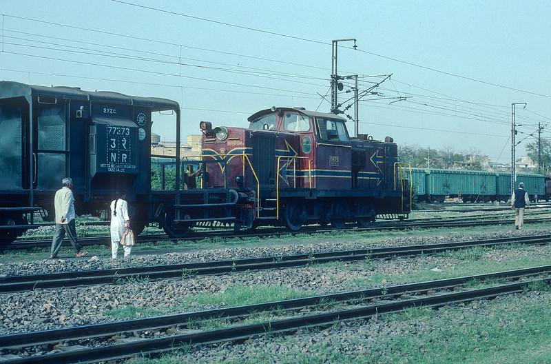 WDS4D 19673 Delhi 10 March 1992