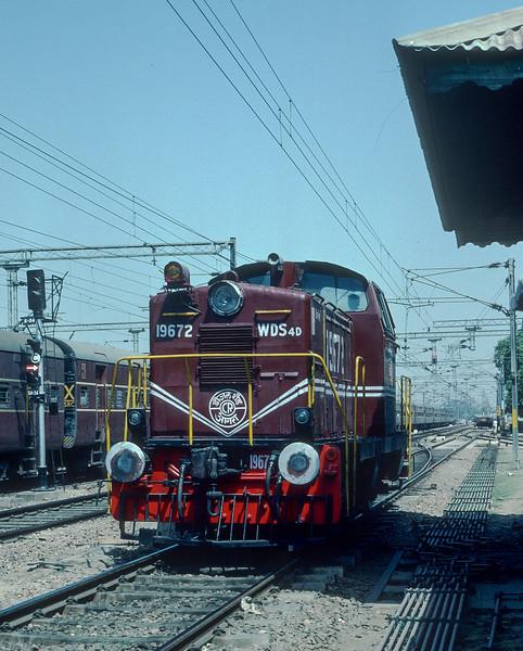 WDS4D 19672 Bombay VT 6 March 1992