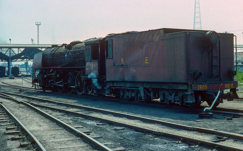 YP2605 Kathihar 27 February 1992