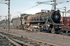 WG9985 is one of three WG locomotives working the small yard at Kota on 7 March 1992