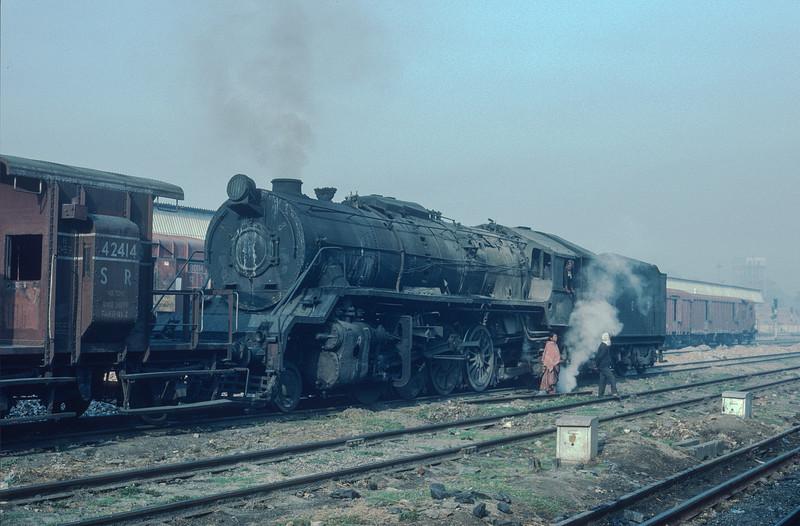 WG9111 Samastipur Junction 22 February 1992