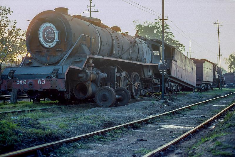 WG8409 Saharanpur 17 February 1992