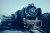 YP 2803 at Mahesana depot on 4 March 1992