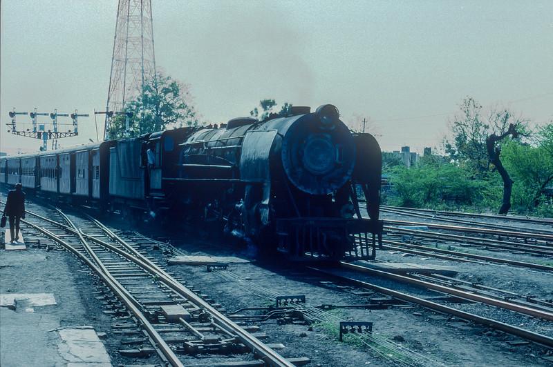 YG 4135 arrives at Jaipur on 3 March 1992