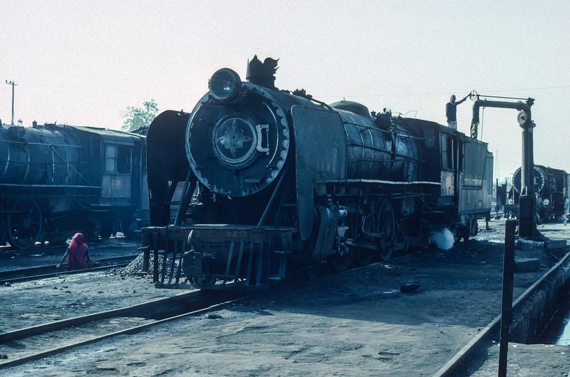 YG 4128 Mahesana Junction 4 March 1992