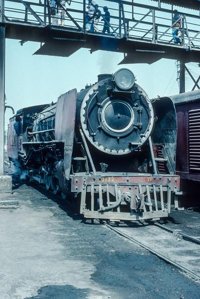 YP 2132 at Kathihar on 27 February 1992