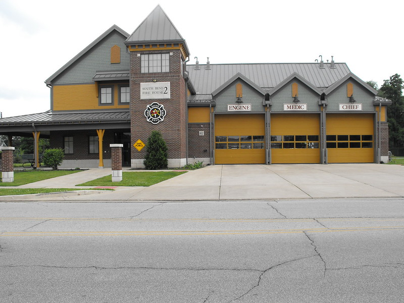 Indiana Firehouses
