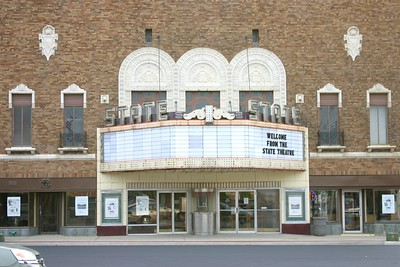 State Theatre, Anderson, Indiana.