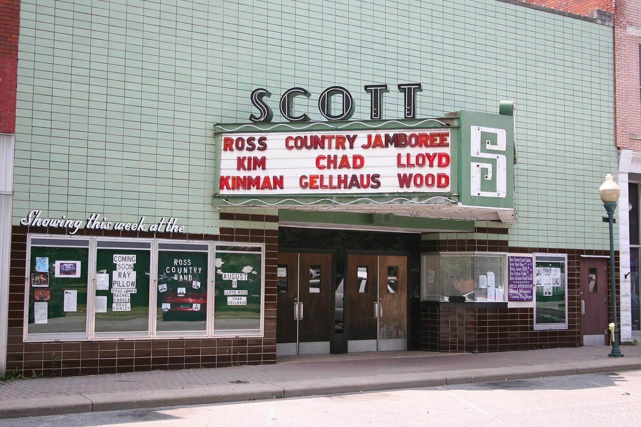 Scottsburg, Indiana, Aug 2007