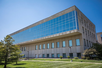 IUPUI University Library in Indianapolis