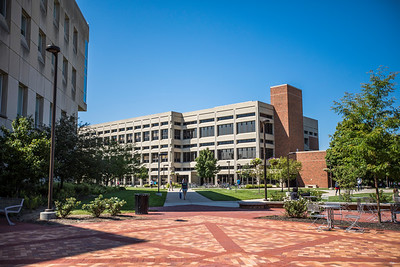 IUPUI Engineering and Technology Building