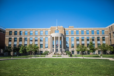 IUPUI Fesler Hall