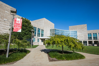 Indiana University Kokomo Hunt Hall