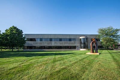Indiana University Kokomo Campus Library Building