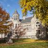 Maxwell Hall at Indiana University