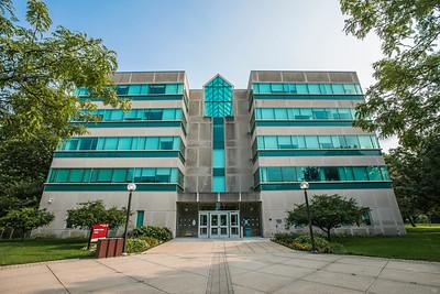 Indiana University South Bend Schurz Library