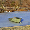 "Boat captured in the frozen log waiting for spring.<br /> <br /> <br /> bluemoon1236, smugmug <a href=""http://bluemoon1236.smugmug.com/Indiana-sights"">http://bluemoon1236.smugmug.com/Indiana-sights</a> ,Bluemoon Fine Photography"