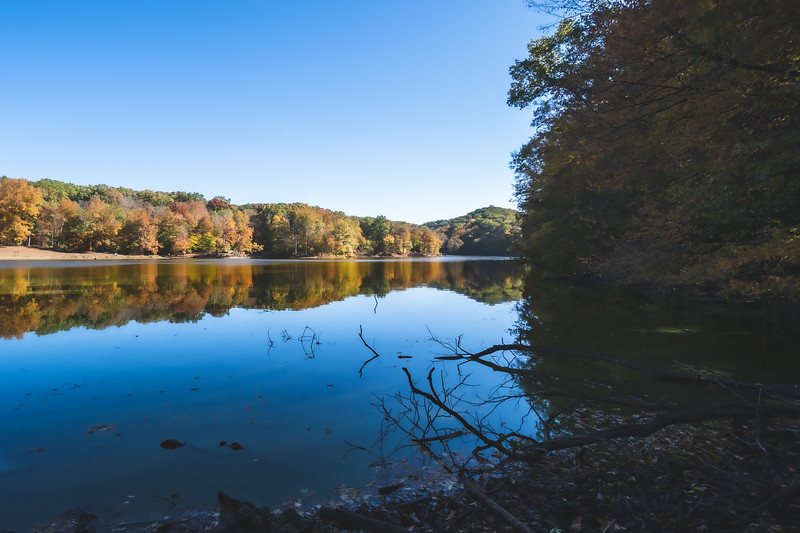 Brown County State Park in Nashville Indiana