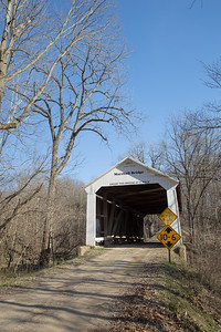 Marshall Covered Bridge