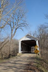 Marshall Covered Bridge