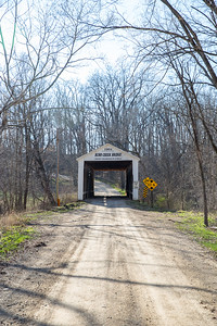 Rush Creek Covered Bridge