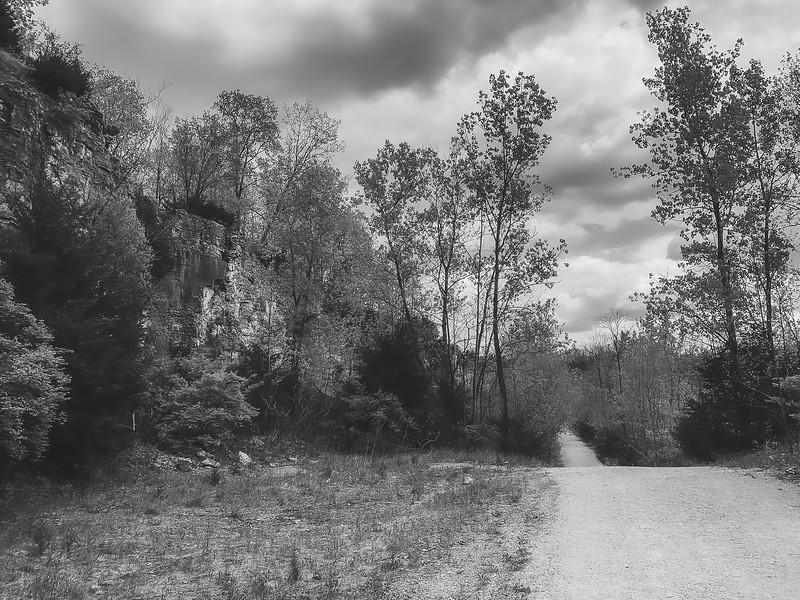 Depauw Nature Park in Greencastle Indiana