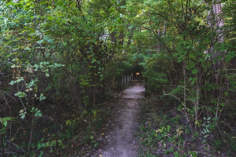 Dobbs Memorial Park in Terre Haute Indiana