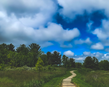 Fox Ridge Nature Park in Knox County Indiana