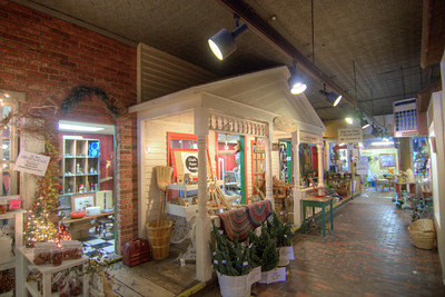Lots of local arts, crafts, and gifts at the Country Shops Antiques & Flea Market in Grabill, IN on Thursday, August 13, 2015. Copyright 2015 Jason Barnette
