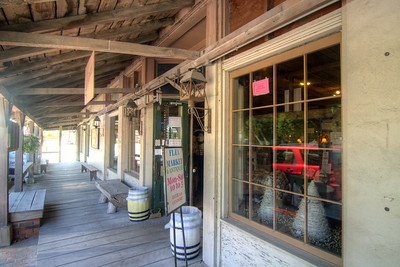 The Country Shops Antiques & Flea Market in Grabill, IN on Thursday, August 13, 2015. Copyright 2015 Jason Barnette