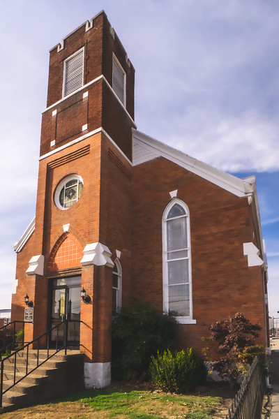 St. John  United Church of Christ in Cannelton Indiana