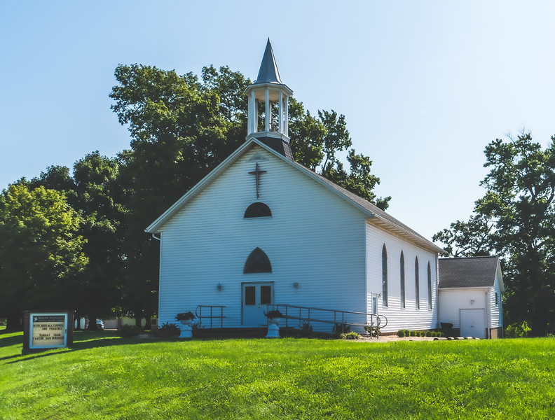 Mt. Pleasant General Baptist Church in Mount Vernon Indiana