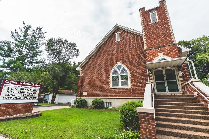 English Wesleyan Church in English Indiana