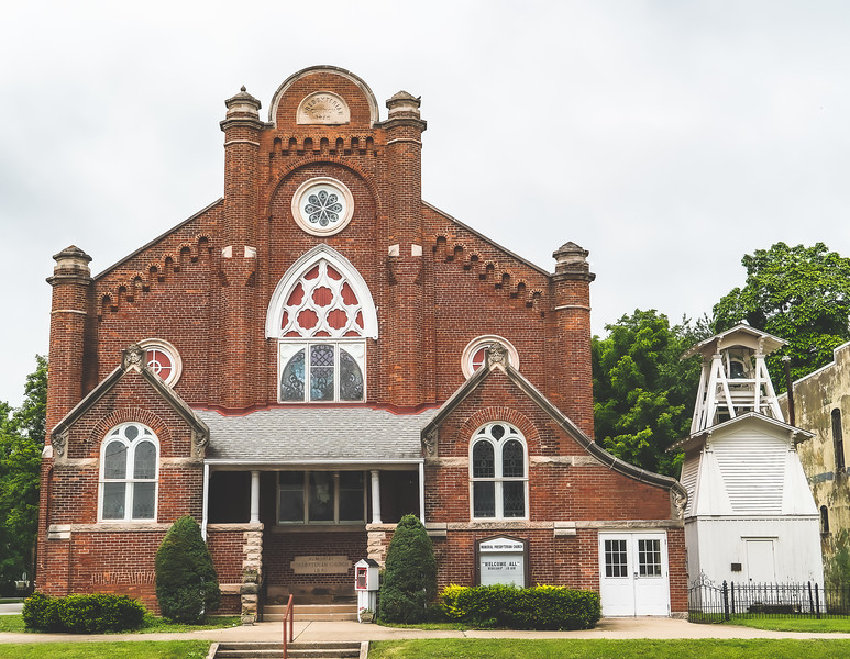 Memorial Presbyterian Church in Rockville IN