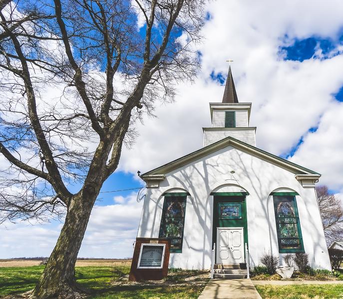 Livonia Presbyterian Church in Livonia Indiana