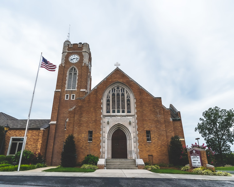 St. Paul's Lutheran Church in Haysville IN