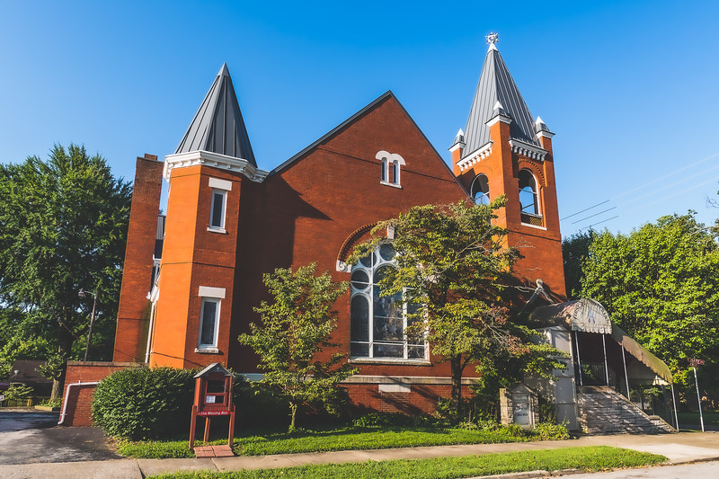 First Presbyterian Church in Princeton Indiana
