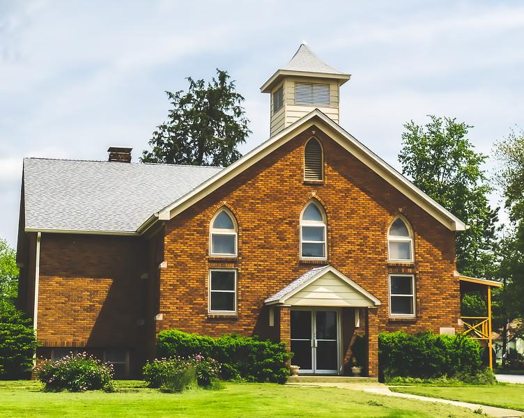 Epworth United Methodist Church in Brazil Indiana