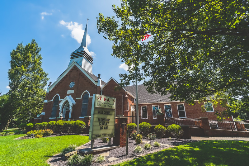 St. Paul's United Church of Christ in Evansville Indiana