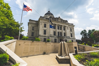 Monroe County Indiana Courthouse