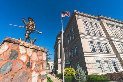 Putnam County Indiana Courthouse