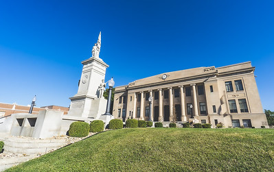 Daviess County Indiana Courthouse