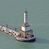 Indiana Harbor East Breakwater Lighthouse